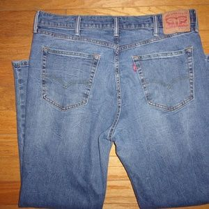 LEVI LEVIS 541 ATHLETIC FIT MEN'S JEANS SZ 40 X 32